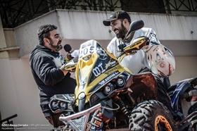 FAMOUS PARTICIPANTS IN ATV/MOTO RALLY RAID